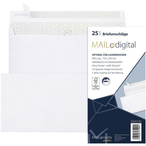 Laserbedruckbare Briefumschläge »Maildigital« bei Office Discount - Bürobedarf