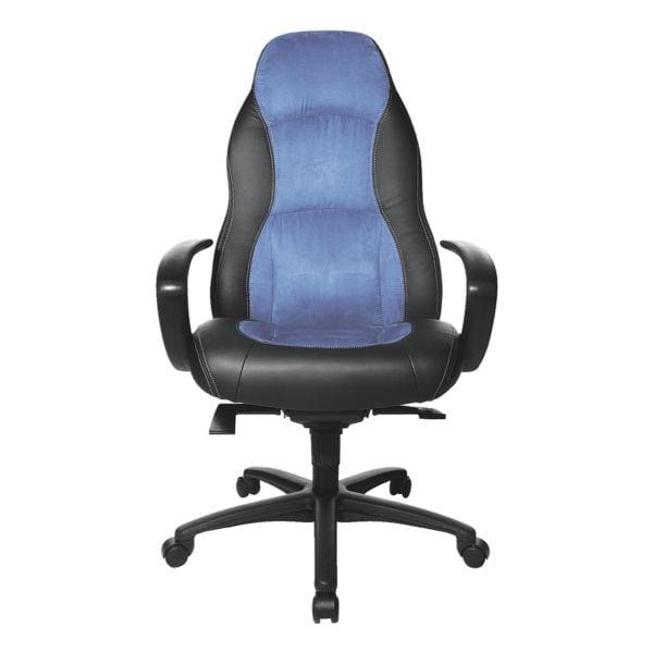 Chefsessel »Speed Chair« mit Armlehnen | Büro > Bürostühle und Sessel  > Chefsessel | Kunststoff | Topstar