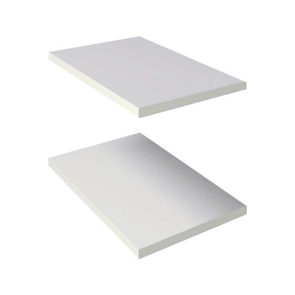 2 Einlegeböden für 80 cm Regale »Hyper II« bei Office Discount - Bürobedarf
