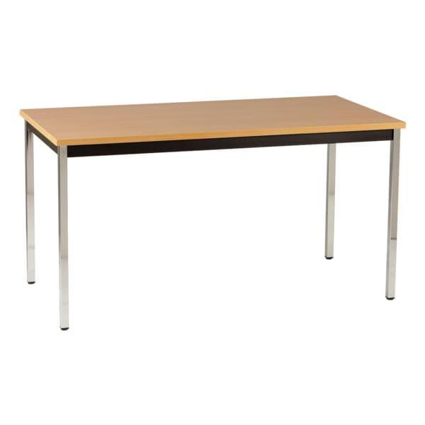 Rechtecktisch »Mailand« 140x70 cm | Büro > Bürotische > Konferenztische