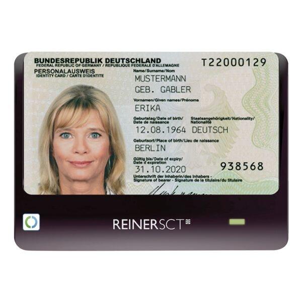 Chipkartenleser »cyberJack RFID basis« bei Office Discount - Bürobedarf