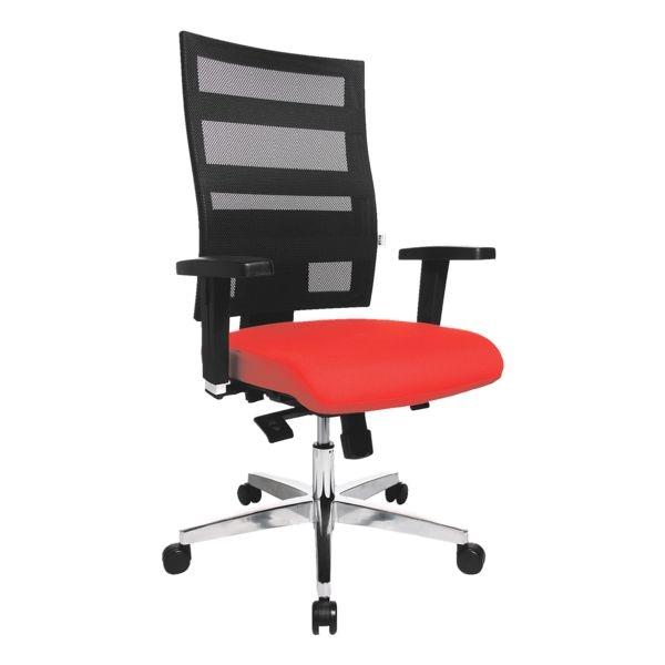 Bürostuhl »Premium« mit Armlehnen bei Office Discount - Bürobedarf