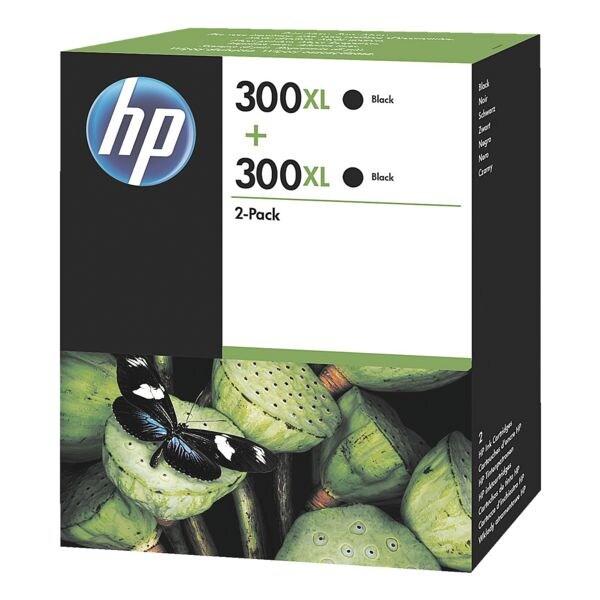 2er-Pack Tintenpatronen »HP D8J43AE« HP 300XL bei Office Discount - Bürobedarf