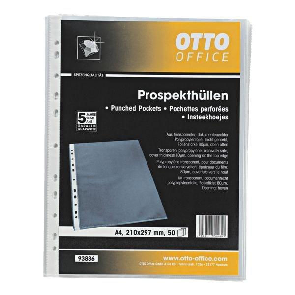 OTTO Office Premium Prospekthüllen »Premium«, 23.1x30.4 cm 93886 FL/100421318