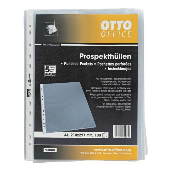 Prospekthüllen »Premium« bei Office Discount - Bürobedarf