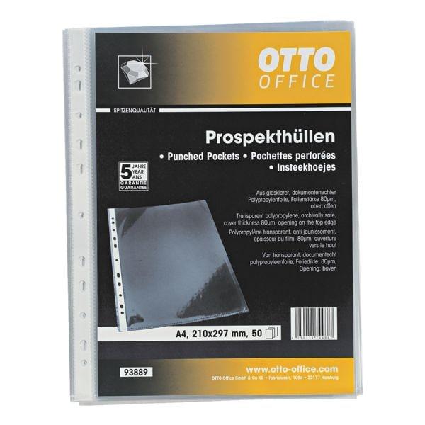 OTTO Office Premium Prospekthüllen »Premium«, 23.1x30.4 cm 93889 FL/400011235