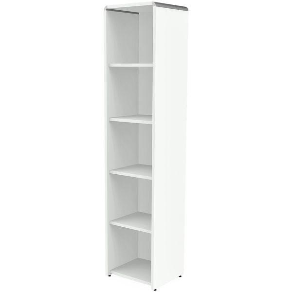 Aktenregal »Modus« 5 OH 40 cm | Büro > Büroregale > Standregale | Kerkmann