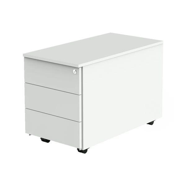 Rollcontainer »Modus« mit klassischen Schubladen   Büro > Büroschränke > Rollcontainer   Kerkmann