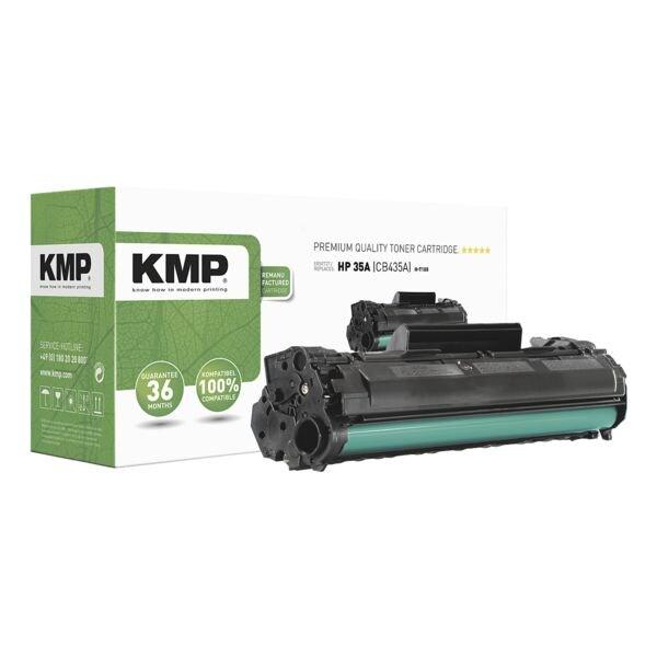 KMP Toner ersetzt HP »CB435A« 35A 1210,0000