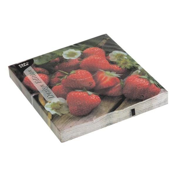 Servietten »Strawberry«